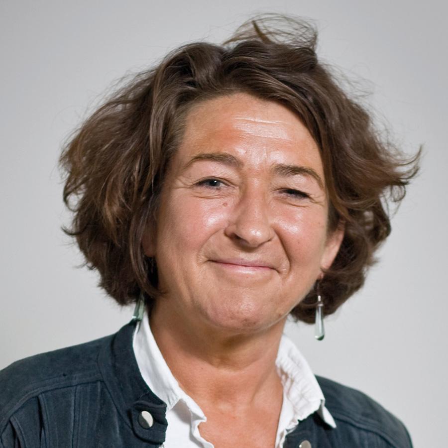 Portrait Doerte Foertsch