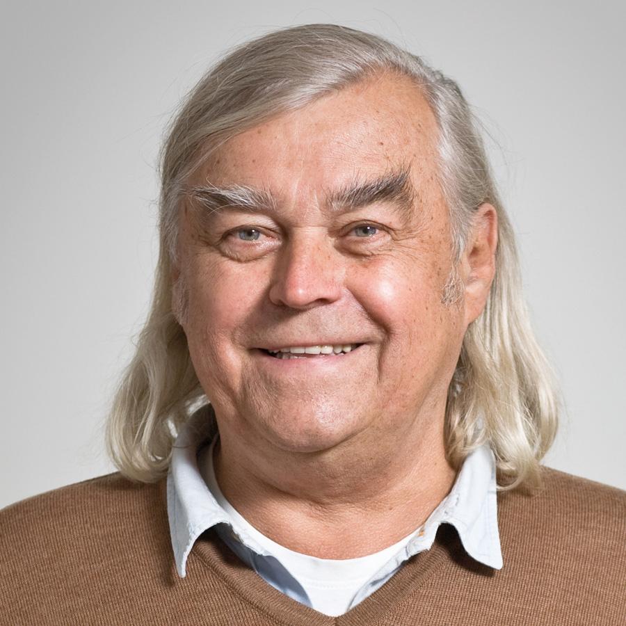 Portrait Klaus Lübke