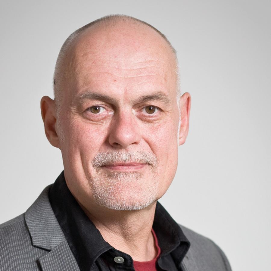 Portrait Martin Gruber